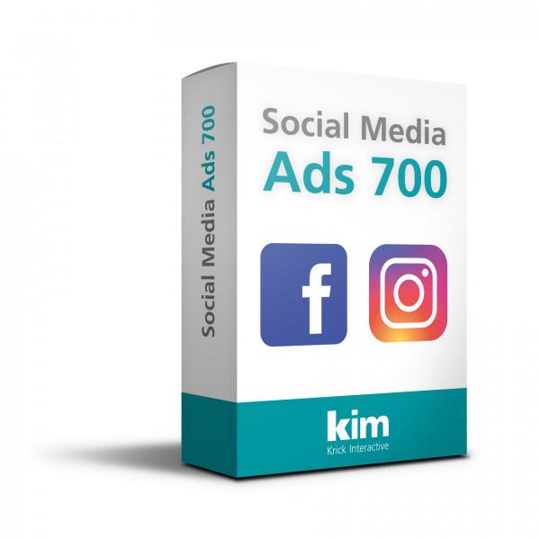 Social Media Ads Paket - Flex