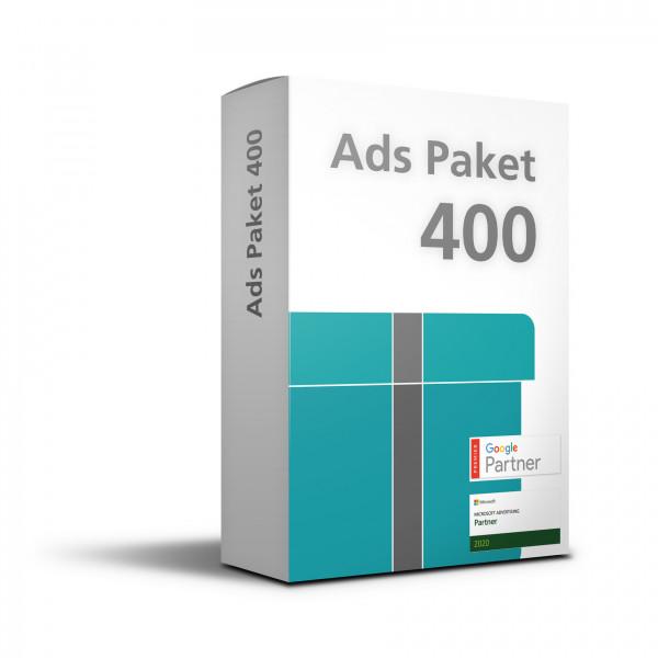 Ads Paket - Variabel
